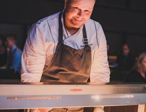 Boris Frackenpohl: Das ist der neue Koch am Kloster Schiffenberg